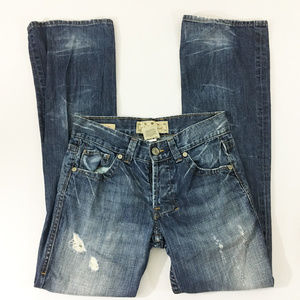 P26 William Rast Billy Flare Jeans